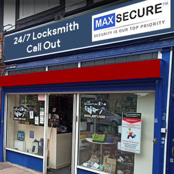 Locksmith store in Crystal Palace