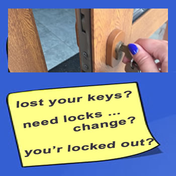 Locksmith store in Thornton Heath